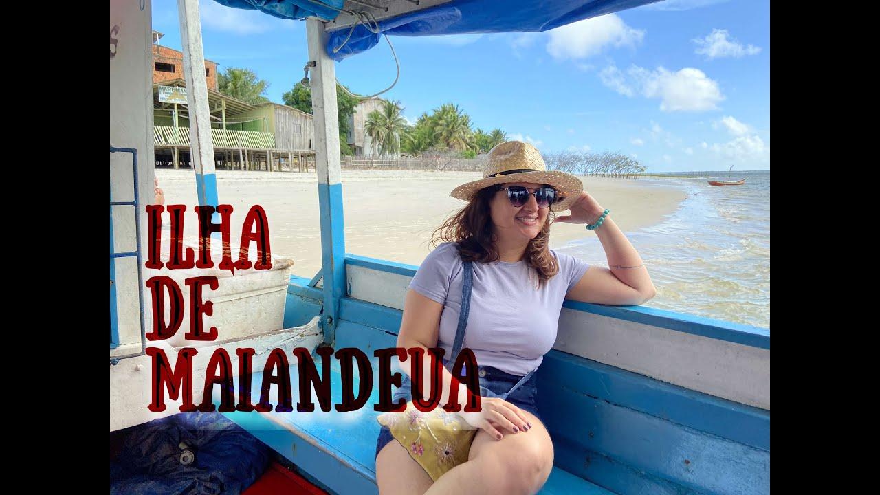 Ilha de Maiandeua - Algodoal - Pará | Que viagem