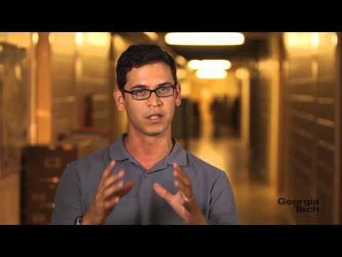 Georgia Tech Engineering Profiles- Carlos, AE