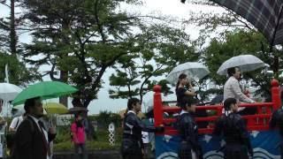 会津まつり 2012 会津藩公行列 13 日本たばこ前通り NHK大河 八重の桜...