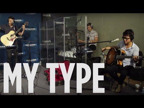 "Saint Motel ""My Type"" Live @ SiriusXM // Alt Nation"