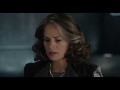 Peggy Carter, Howard Stark and Hank Pym discuss about the Pym Particle | Ant-Man