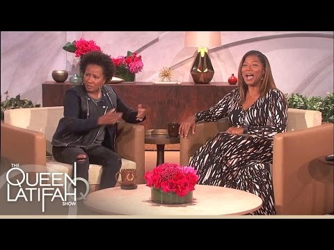 Wanda Sykes Cracks Queen Latifah Up!