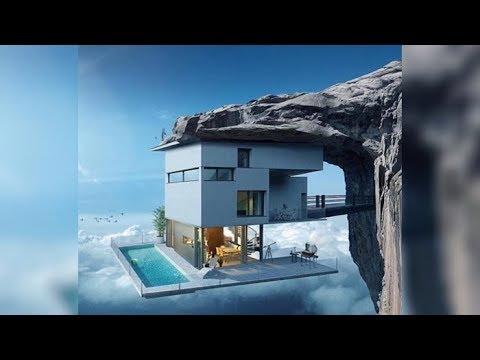Top 10 Casas Mais Insanas Do Mundo