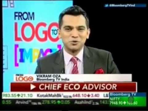 Interview Rajat Mehta President YES BANK on Bloomberg TV - From Logo To Impact 30 Sept 2015
