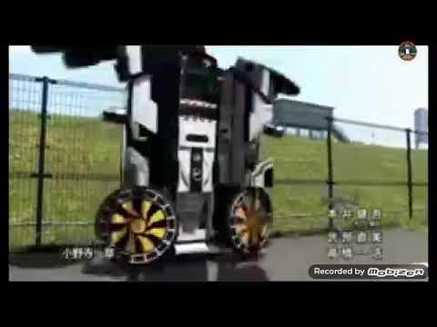 Lagu Kamen Rider Ooo Annyiting Goes