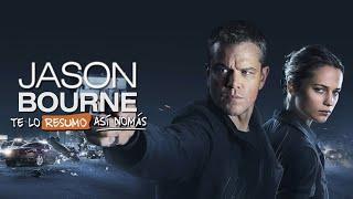 La Saga de Jason Bourne | #TeLoResumo