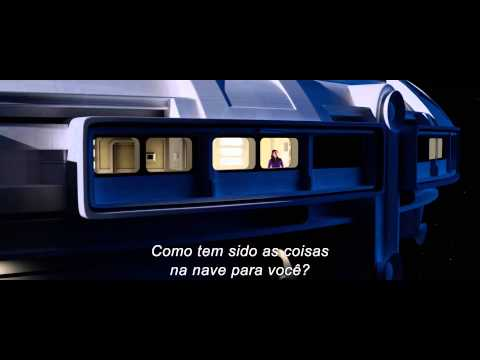 Trailer do filme Sem Gravidade... Sem Cérebro...