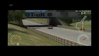 LFS Hot lapping - F08 - Westhill International - Anhanguera
