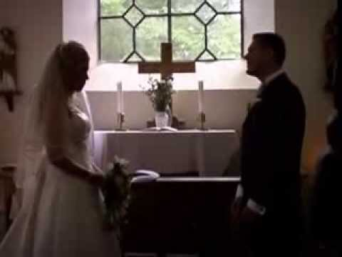 Rascal Flatts Bless the broken road wedding cover