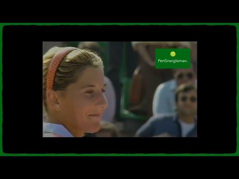 FULL VERSION Sabatini vs Seles 1992 Rome (Italian Language)