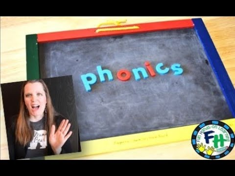 How & Why I Teach Phonics To Children