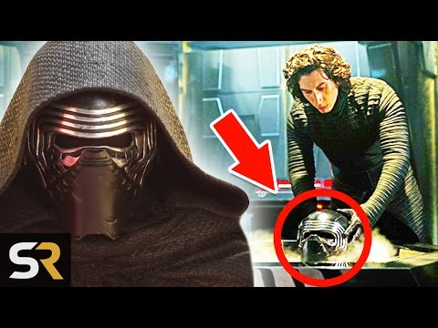 10 Most Shocking Secrets From Star Wars: The Force Awakens