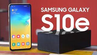 Galaxy Note 10? Не в этот раз. Samsung S10e!