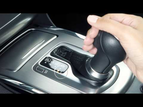 2014 Infiniti Q60 -  Manual Shift Mode (Automatic Transmission only)