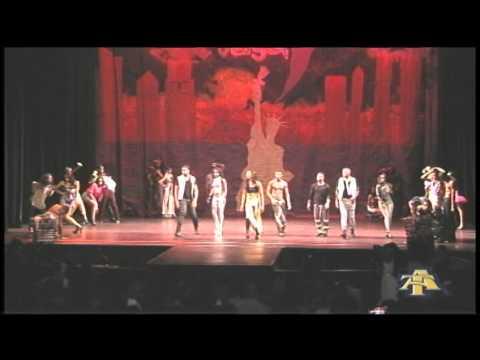 A&T HOMECOMING Fashion Show 2012