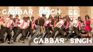 sardar gabbar singh title song lyrics   pawan kalyan   kajal   devi sri prasad