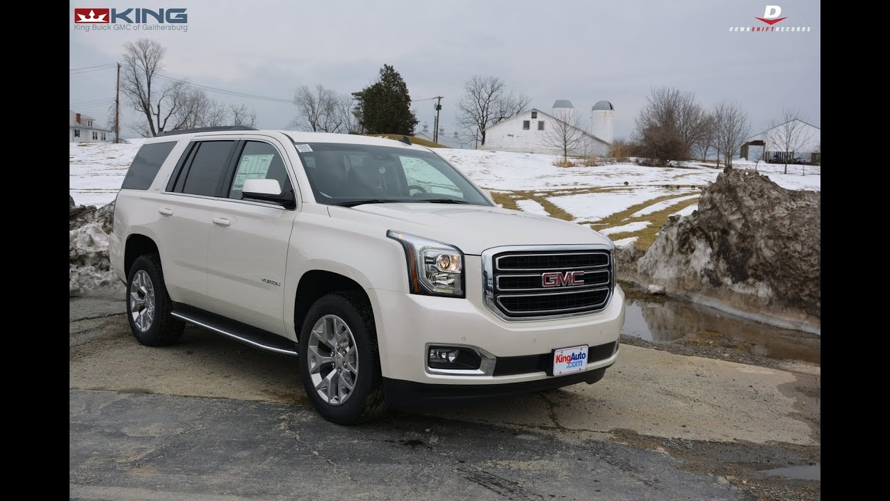 2015 Gmc Yukon Slt Youtube