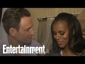 scandals kerry washington tony goldwyn trade lines entertainment weekly