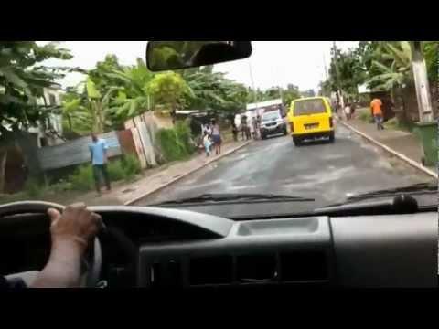 Tião Simpatia na África - São Tomé e Príncipe - 1/1