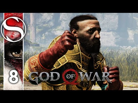 #8 Sindri - God Of War 4 - God Of War 4 Gameplay