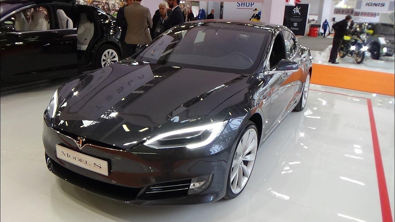 2018 Tesla Model S Exterior And Interior Bologna Motor Show 2017