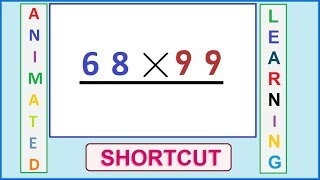 Multiplication in 3 seconds |  Shortcut to multiply by 99 | Part-4 | Mathematics Shortcut tricks |