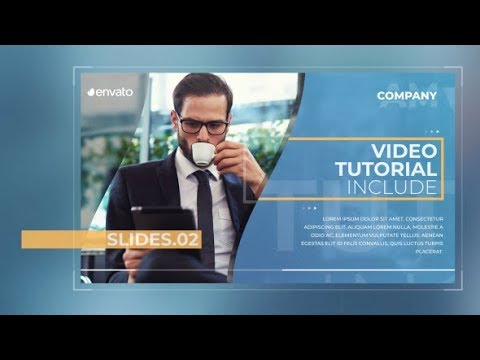 After Effects Template: Corporate Slideshow
