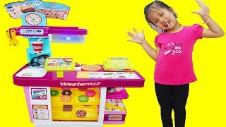 Colors Song, Baby Nursery Rhymes Learn Colors for Children with Cake Shop Toy, BaBiBum