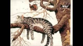 кошки вышивка