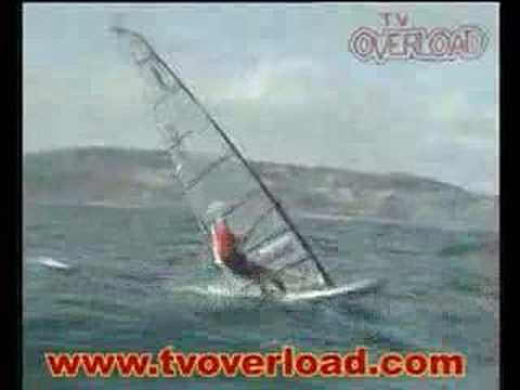 windsurfer wrong turn