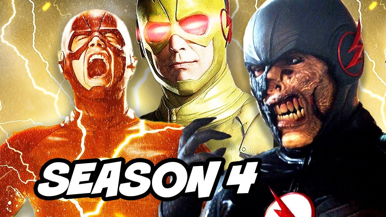 The Flash Season 4 Episode -Promo