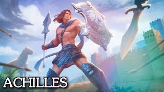 Kisah Tumit Achilles ( Mitologi Yunani )