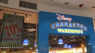 678d13886de Shopping at Disney s Character Warehouse at Sawgrass Mall on ...
