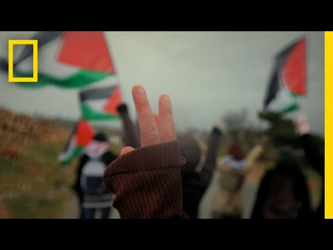 Part 3: Palestinian Protesters | Conflict Zone