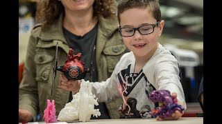 Heart transplant recipient receives a 3D model of his own heart