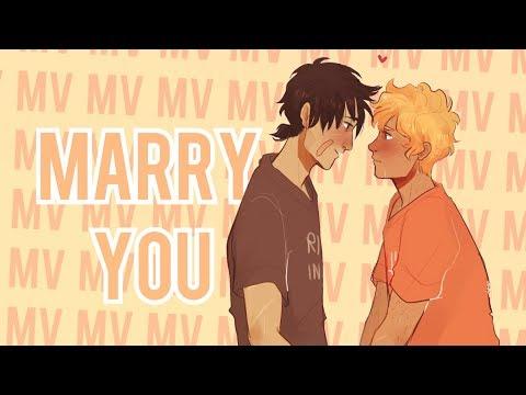 » I think I wanna marry you  « Solangelo