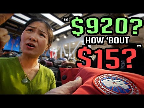 Beijing Fake Market Spree 2!
