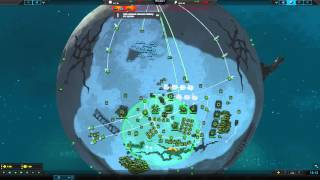 Planetary Annihilation - 1v1 It's not Titans | Multiplayer Gameplay