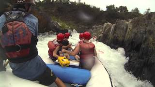 H2O Adventures, California Whitewater Rafting on the Middle Fork American River