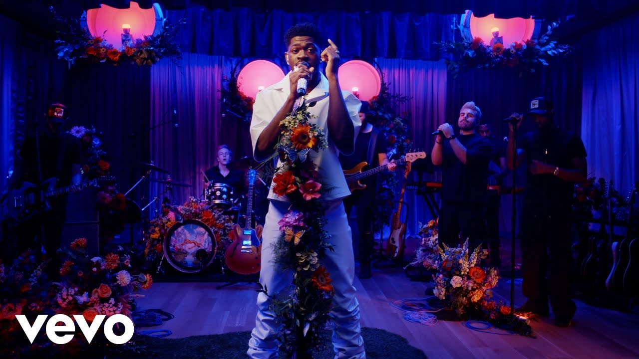 Download Lil Nas X - MONTERO (CALL ME BY YOUR NAME) in the Live Lounge