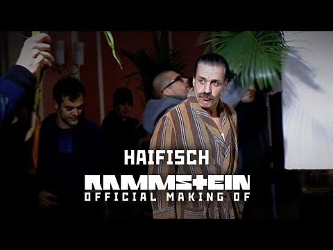 Download Rammstein - Haifisch (Official Making Of) Mp4 baru