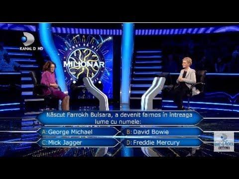 Vrei sa fii milionar?1812-Nascut Farrokh Bulsara a devenit faimos in intreaga lume cu numele