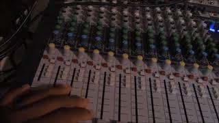 Soundcraft Signature 16 Tutorials- Setting the gain