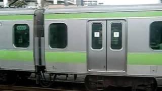 Repeat youtube video 埼京線205系 &  山手線E231系 並走