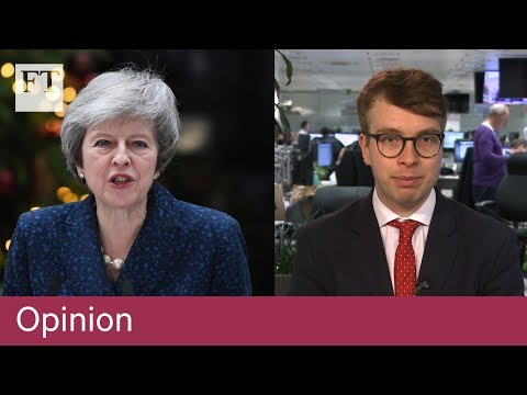 Brexit: Theresa May faces 'self-indulgent' vote of confidence
