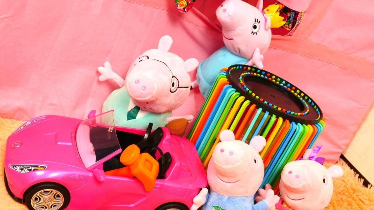 Свинка Пеппа. Мультик для детей про игрушки. Пеппа ...