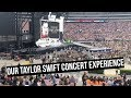 Our Taylor Swift Reputation Concert Experience