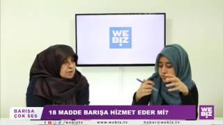 Webiz Kadın'da; Hak ve Adalet Platformu