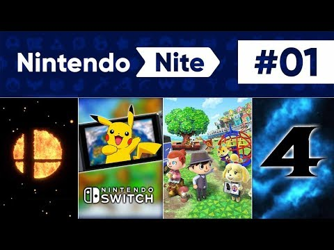 What is Nintendo Planning for E3 2018? - Nintendo Nite Podcast Episode #01