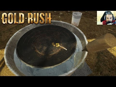 GOLD RUSH - DEMO PARTE 1 - NYKK3 CERCATORE D'ORO - GAMEPLAY ITA
